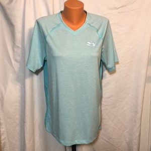 Under Armour women's size medium heatgear run S/S